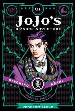 JoJo's Bizarre Adventure, Part 1 [volume 1-3] : Phantom Blood