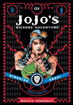 JoJo's Bizarre Adventure, Part 2 [volume 1-4] : Battle Tendency