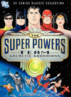 The Super Powers Team
