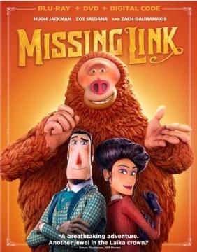 MISSING LINK (Blu-ray)