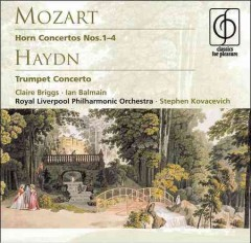 Horn concertos nos. 1-4