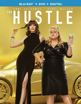 THE HUSTLE (Blu-ray)