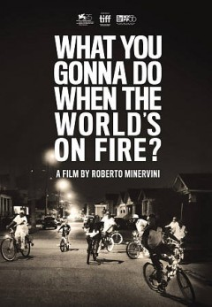 What You Gonna Do When the World's on Fire?