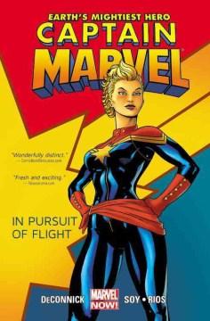 Captain Marvel - Volume 1: In Pursuit of Flight