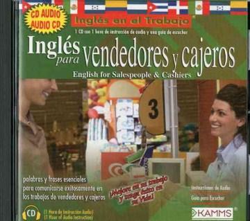 Inglés para vendedores y cajeros