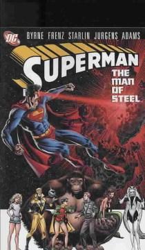 Superman, the Man of Steel