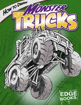How to Draw Monster Trucks