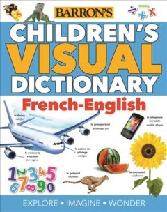 Barron's Children's French-English Visual Dictionary