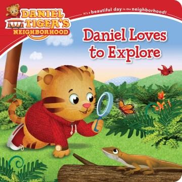 Daniel Loves to Explore