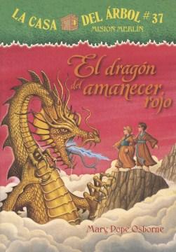 El dragon del amanecer rojo