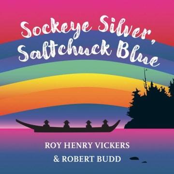 Sockeye Silver, Saltchuck Blue