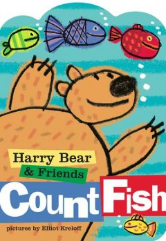 Harry Bear and Friends Count Fish