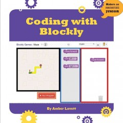 Coding With Blockly (Book) | Denton Public Library | BiblioCommons