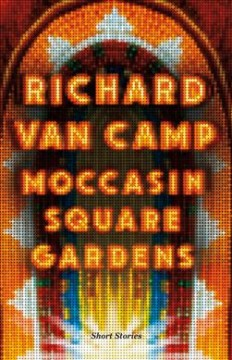 Moccasin Square Garden: Short Stories