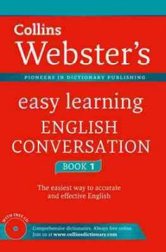 Collins Webster's Easy Learning English Conversation