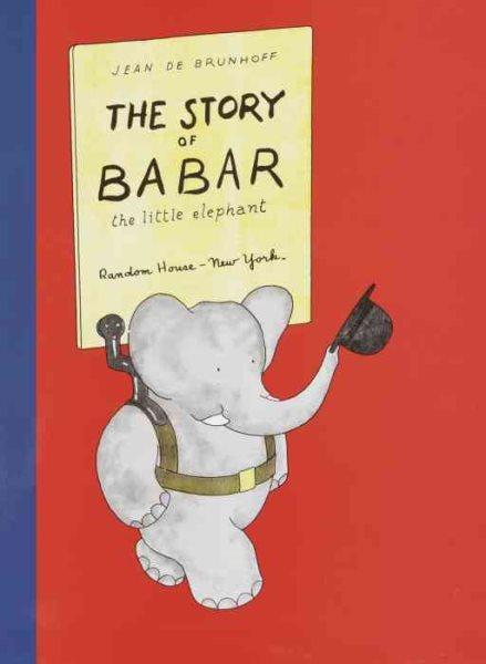Histoire de Babar, le petit éléphant, FP 129 (Englische