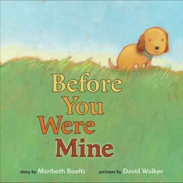 Before You Were Mine