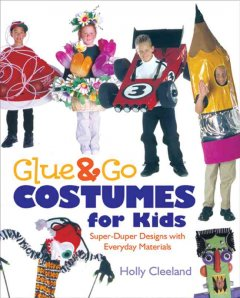 Glue & Go Costumes for Kids