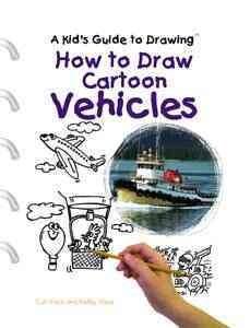 How to Draw Cartoon Vehicles