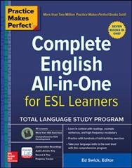 Practice Makes Perfect Complete English All-In-One for ESL Learners