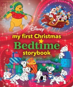 My First Christmas Bedtime Storybook