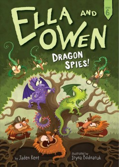 Dragon Spies!