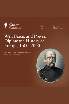 War, Peace, and Power