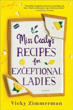 Miss Cecily's Recipes for Exceptional Ladies