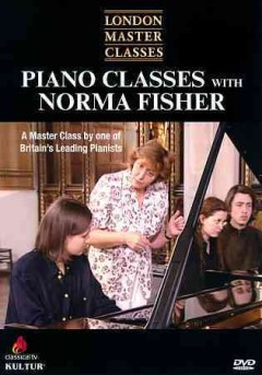 Piano Classes With Norma Fisher