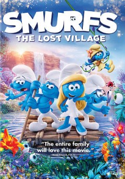Smurfs, the Lost Village