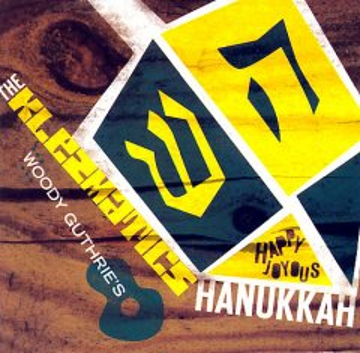 Woody Guthrie's Happy Joyous Hanukkah