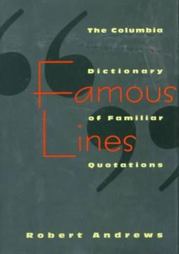 Famous Lines