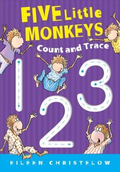 Five Little Monkeys Count and Trace