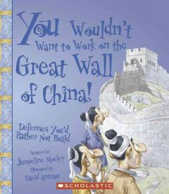 You Wouldnt' Want to Work on the Great Wall of China!