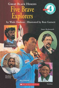 Five Brave Explorers