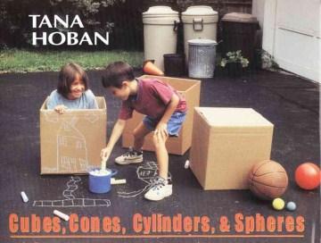 Cubes, Cones, Cylinders & Spheres