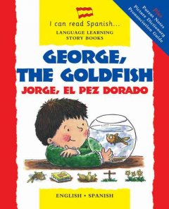 George, the goldfish