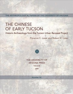 The Chinese of Early Tucson