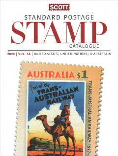 Scott 2020 Standard Postage Stamp Catalogue