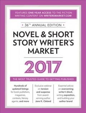 Novel & Short Story Writer's Market 2017