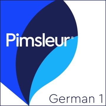 Pimsleur German Level 1 Comprehensive
