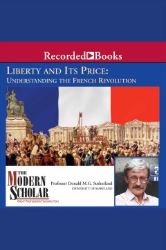 Liberty and Its Price