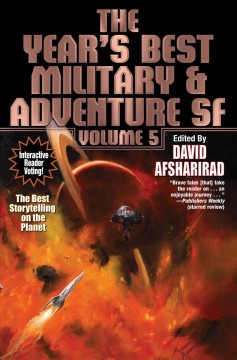 Year's Best Military & Adventure SF