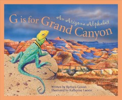 G Is for Grand Canyon