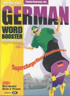 Vocabulearn German word booster