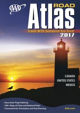 AAA Road Atlas 2017