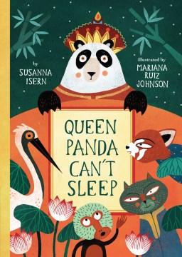Queen Panda Can't Sleep