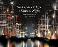 The Lights and Types of Ships at Night