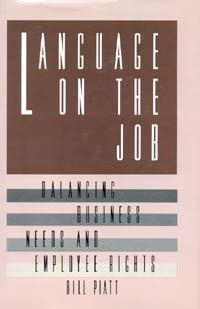 Language on the Job