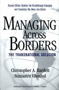 Managing Across Borders